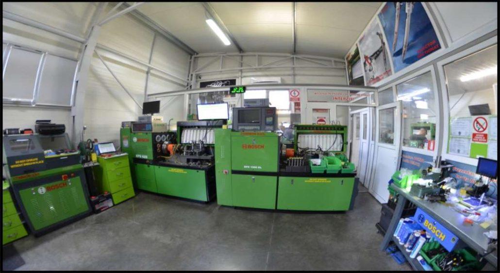Reparatii Injectoare Oradea | Reconditionari Injectoare Oradea