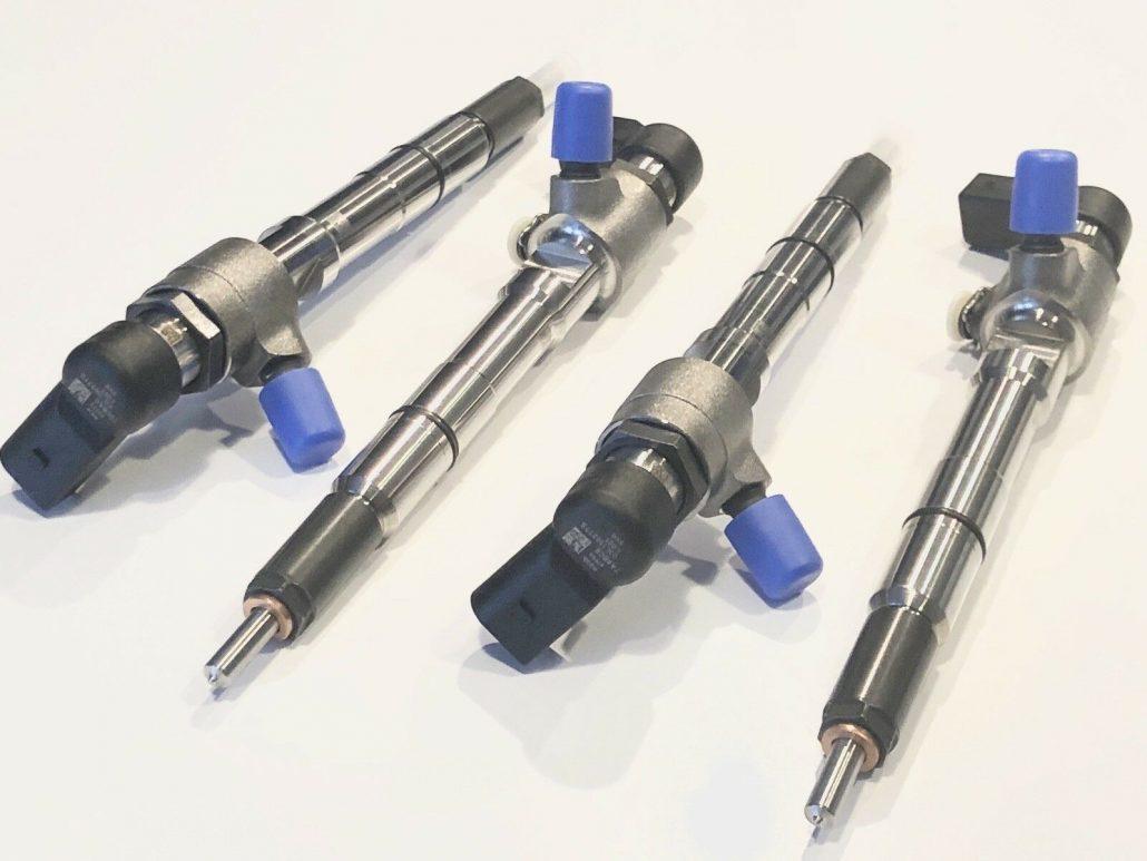 Reparatii injectoare Vw Golf VI 1.6 TDI, motor CAYC, 03L130277B