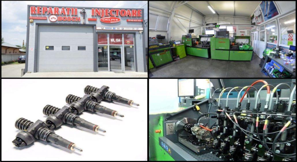 Reparatii injectoare motor BVK 1.9 TDI - Vw Sharan pompa duza