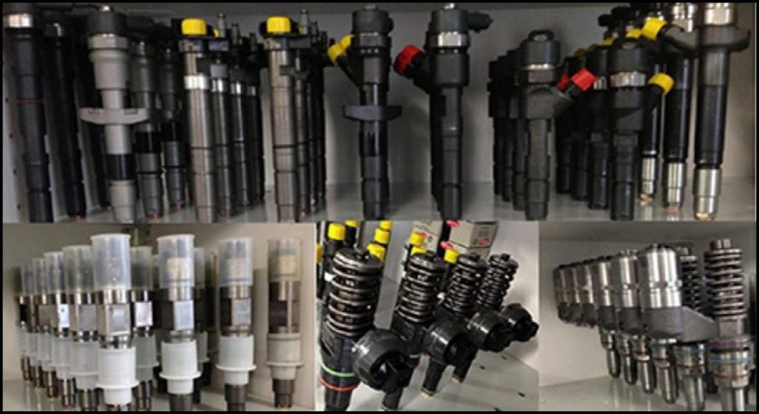 Injector / Injectoare Vw Touareg, 2.5tdi, 070130073N