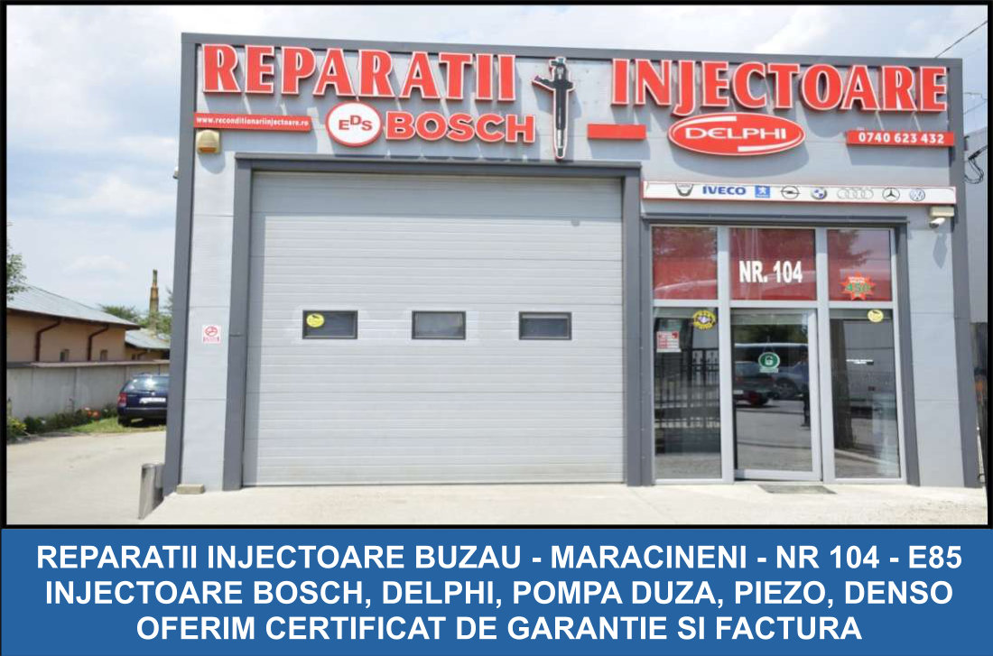 Reparatii injectoare | Reconditionari injectoare