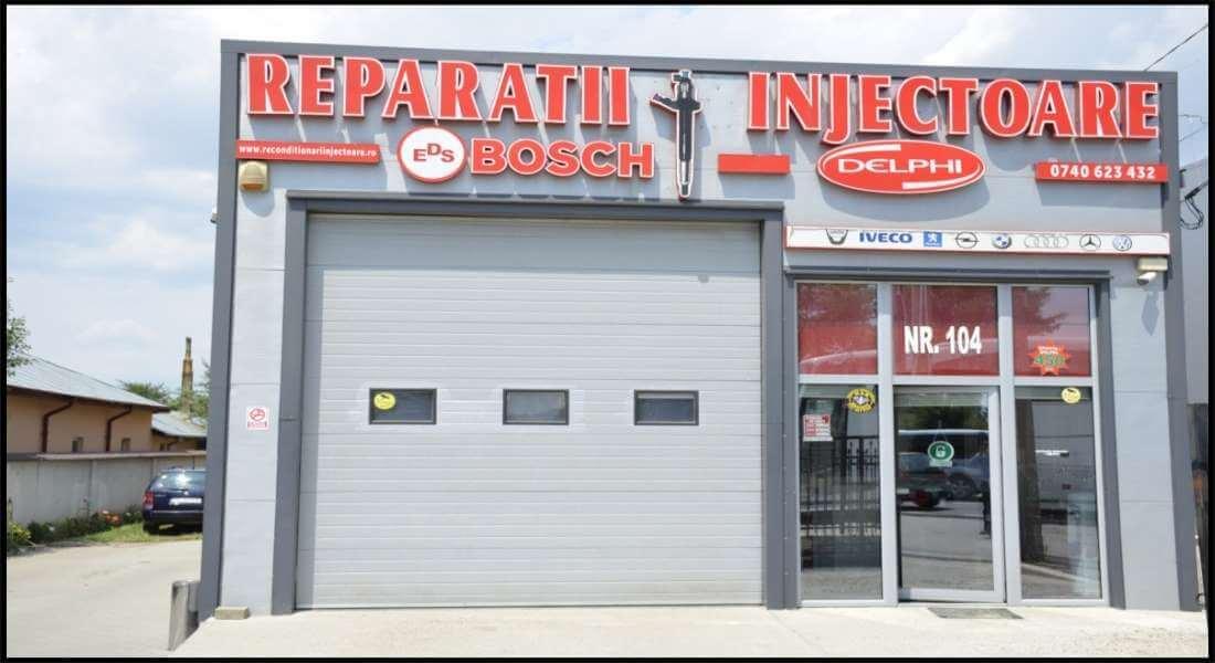 reparatii injectoare delphi - service injectoare delphi