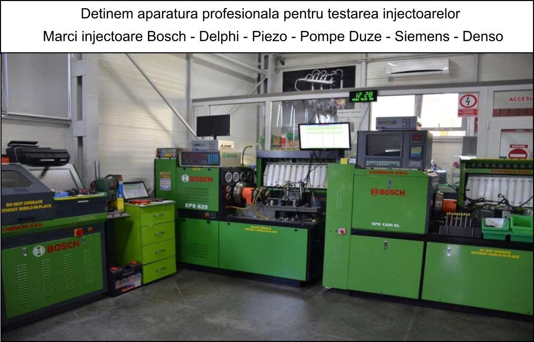 Reparatii Pompe Duze - Pompe Düse - Vw, Audi, Skoda, Seat
