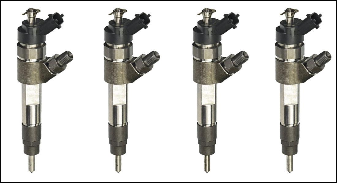 Injector Bosch reconditionat cu tehnologie de ultima generatie. Injector Iveco 2.8 Bosch pentru Iveco, Fiat, Peugeot CommonRail . Cod injector 0445120002.
