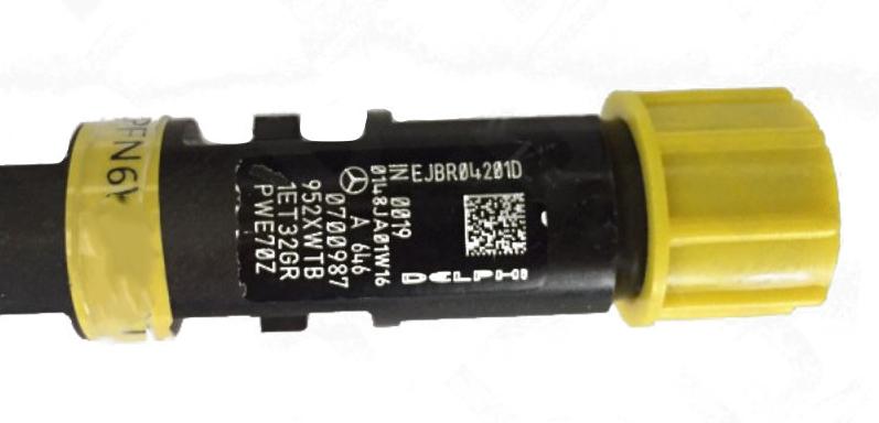 Injectoare W204 - Reparatii injectoare Mercedes 2.2 CDI W204