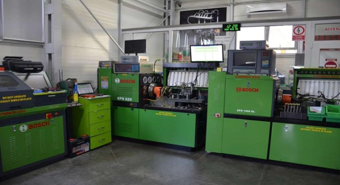 Injector 0445115050 / Injectoare 0445115050, Bmw 3.0 Piezo Bosch